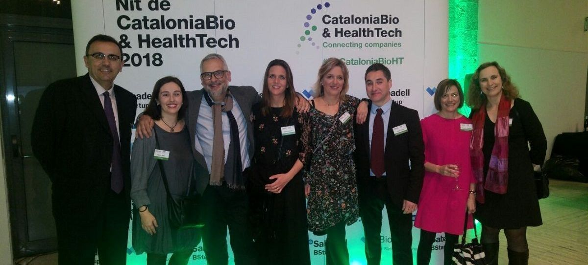 Manubens Abogados Attended the Winter Networking Dinner Organized by CataloniaBio & HealthTech on March 8, 2018