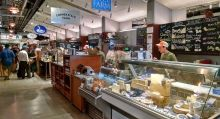 Upscale Food Halls—On Trend and On The Rise