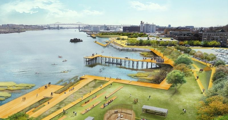 Navigating Rising Waters: The Public Waterfront Act