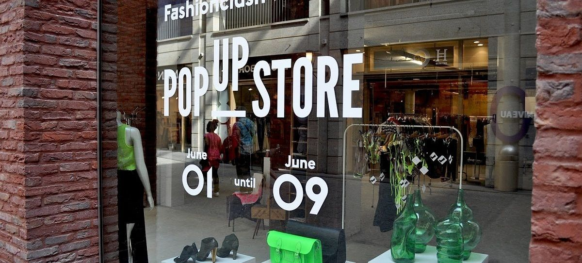 Pop-Up Stores: From Mall Kiosks to Dedicated Mall Spaces