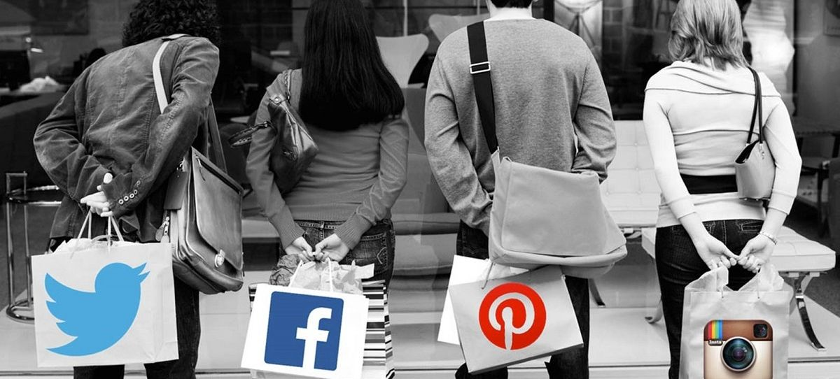 The Future of Online Shopping Is Social