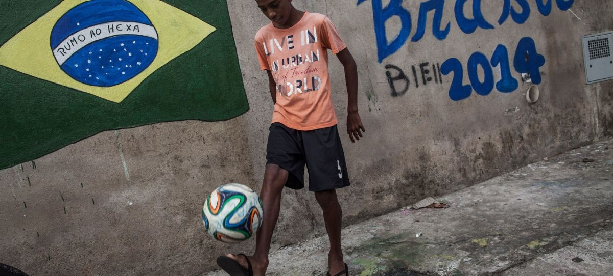 Rilke, Vila-Matas, Paris and Another Warning to Members of the National Congress: Brazilian Football Is Great, but  it Has an End