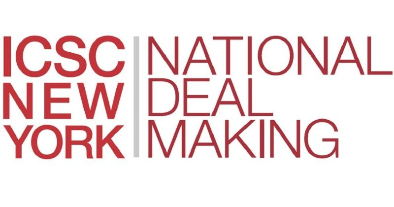ICSC New York Deal Making (2017)