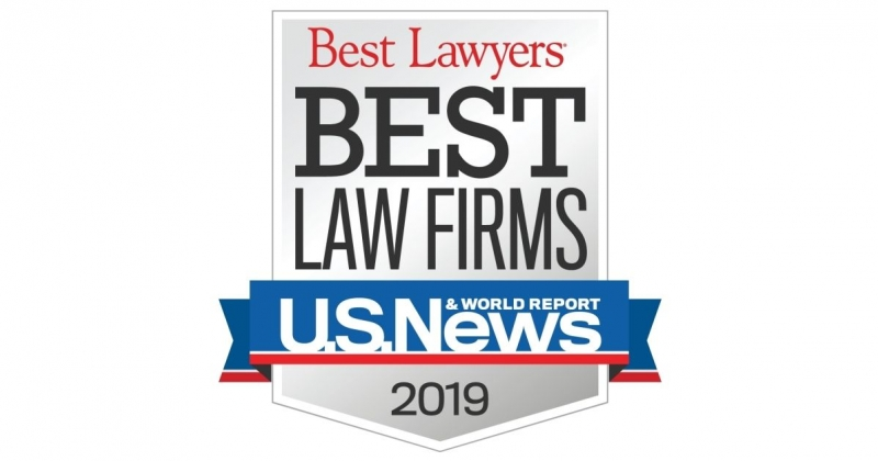 """Goulston & Storrs Named to the 2020 U.S. News – Best Lawyers® """"Best Law Firms"""" List in 36 Categories"""