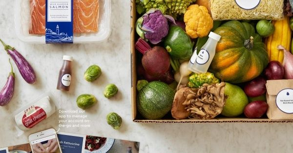 How Grocery Stores Are Starting to Cash in on the Blue Apron Trend