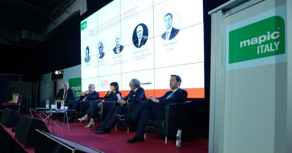 Interconsulting participate in Mapic Italy 2017