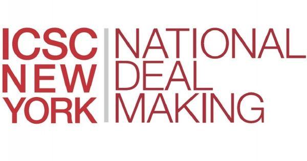 ICSC New York Deal Making (2017)