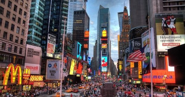 Following An Evolving Retail Scene In New York City