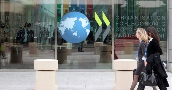Colombia Becomes an OECD Member Country