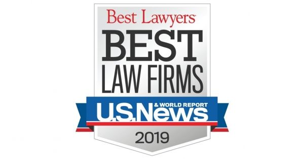 "Goulston & Storrs Named to the 2020 U.S. News – Best Lawyers® ""Best Law Firms"" List in 36 Categories"