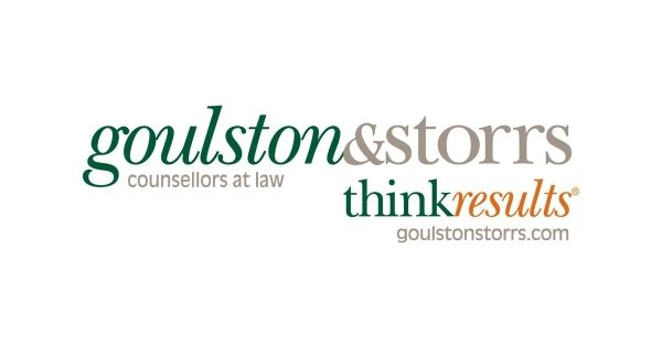 Goulston & Storrs Receives Top Chambers USA 2020 Rankings for Nine Practice Areas; Retail and Leisure & Hospitality Practices Recognized Nationally